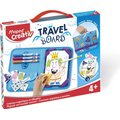 Maped Creativ Travel Board - Magnetic & Erasable Creations: