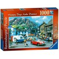 Ravensburger Happy Days Lake District Jigsaw Puzzle (1000 Pieces):