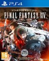Final Fantasy XIV Online: Starter Edition (PlayStation 4, DVD-ROM):