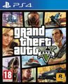 Grand Theft Auto V (PlayStation 4):