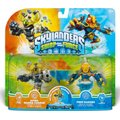 Skylanders Swap Force Double Pack - Nitro Magna Charge and Free Ranger: