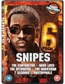 Snipes 6-Pack - The Contractor / Hard Luck / The Detonator / The Marksman / 7 Seconds / Unstoppable (DVD): Wesley Snipes,...