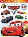 Ultimate Sticker Book: Disney Pixar Cars 3 (Paperback): Dk