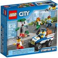 LEGO City - Police Starter Set: