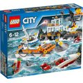 LEGO City Coast Guard Head Quarters: