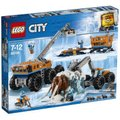 LEGO City Arctic Expedition - Arctic Mobile Exploration Base (786 Pieces):