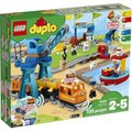 LEGO DUPLO Cargo Train (105 Pieces):