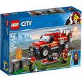LEGO City Town - Fire Chief Response Truck (201 Pieces):