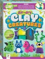 Zap! Extra: Air-Dry Clay Creatures (Kit):