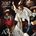2017 the Angels Wall Calendar (Calendar): Tan Books