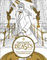 Fantastic Beasts And Where To Find Them - Magical Characters & Places Colouring Book (Paperback): Warner Bros