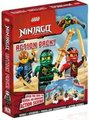 LEGO Ninjago Action Pack! (Book):