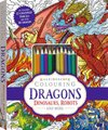 Kaleidoscope Colouring: Dragons, Dinosaurs, Robots And More (Kit): Daniel Marroquin