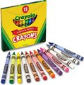 Crayola Crayons (Oack of 12)(Assorted Colours):