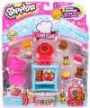 Shopkins Chef Club Hot Waffle Collection Limited Edition (8 Piece):