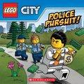 Police Pursuit! (Lego City) (Paperback): Meredith Rusu