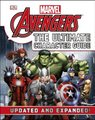 Marvel The Avengers The Ultimate Character Guide (Hardcover, 2 Ed): Dk
