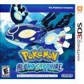 Pokemon Alpha Sapphire (Nintendo 3DS, Game cartridge):