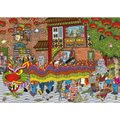 Jumbo Jan van Haasteren Chinese New Year Jigsaw Puzzle (500 Pieces):