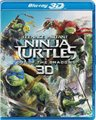 Teenage Mutant Ninja Turtles 2 - Out Of The Shadows 3D (Blu-ray disc): Megan Fox, Stephen Amell, Will Arnett, Tyler Perry,...