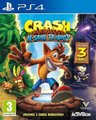 Crash Bandicoot N. Sane Trilogy (PlayStation 4, Blu-ray disc):