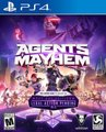 Agents of Mayhem - Day 1 Edition (PlayStation 4, Blu-ray disc):