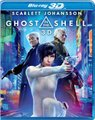 Ghost In The Shell - 3D (Blu-ray disc): Scarlett Johansson, Takeshi Kitano, Michael Pitt
