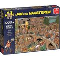 Jumbo Jan Van Haasteren King's Day Jigsaw Puzzle (1000 Pieces):