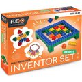 Flexo Inventor Set (Brights | 815 Pieces) 200 Bricks + 2 Tendon sheet (600):