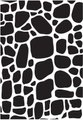 Embossing Folder - Cobblestone (4x6):