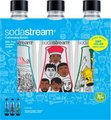 Sodastream Bottle Fuse 1L Trio Pack (Proudly SA):
