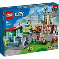 LEGO City Town Center (790 Pieces):