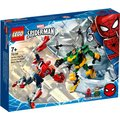LEGO Marvel Spider-Man: Spider-Man & Doctor Octopus Mech Battle (305 Pieces):