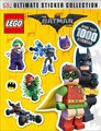 Ultimate Sticker Collection: The Lego(r) Batman Movie (Paperback): Dk