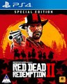Red Dead Redemption 2 - Special Edition (PlayStation 4, Blu-ray disc):