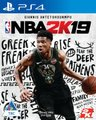 NBA 2K19 (PlayStation 4):
