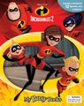 Disney Pixar Incredibles 2: My Busy Book (Book & Toy) (Mixed media product):