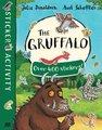 The Gruffalo Sticker Book (Paperback, Main Market Ed.): Julia Donaldson