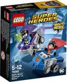 LEGO Super Heroes - Mighty Micros: Superman vs. Bizarro: