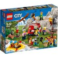 LEGO City - People Pack: Outdoor Adventures (164 Pieces):