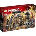 LEGO Ninjago - Dragon Pit (1660 Pieces):
