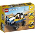 LEGO Creator Dune Buggy - 3 in 1 (147 Pieces):
