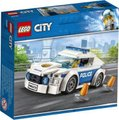 LEGO City Police Police Patrol Car (92 Pieces):