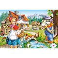 Castorland Red Riding Hood Puzzle (108 Pieces):