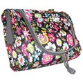Elegant Traveller Toiletry Bag - Floral: