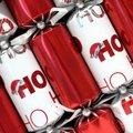 Luxury Ho Ho Ho Christmas Crackers (6 Pack):