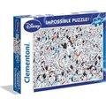 Clementoni 101 Dalmations (1000 Pieces):