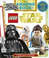 The Amazing Book of LEGO Star Wars (Hardcover): Dk