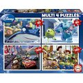 Educa Jigsaw Puzzle - Pixar (50,80,100,150 Pieces):