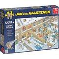 Jumbo Jan van Haasteren Jigsaw Puzzle - Christmas Eve (1000 Pieces):